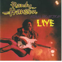Album Cover of Hansen , Randy - Astral Projection - Live