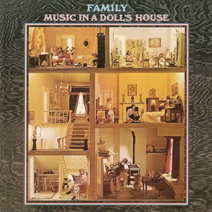 Album Cover of Family - Music In A Doll's House (Vinyl Reissue)