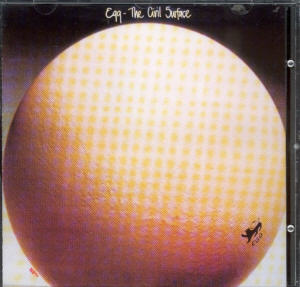 Album Cover of Egg - The Civil Surface