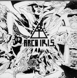 Album Cover of Arco Iris - Los Elementales