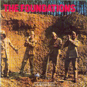 Album Cover of Foundations,The - Digging The Foundations