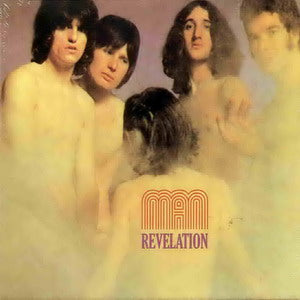 Album Cover of Man - Revelation + Bonus