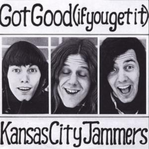 Album Cover of Kansas City Jammers - Got Good (If You Get It)   (LP)