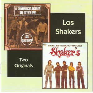 Album Cover of Los Shakers - La Conferencia... + En El Estudio Otra Vez  (2 on 1 CD)