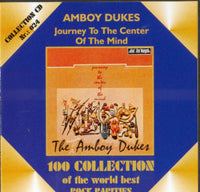 Album Cover of Amboy Dukes - Journey To The Center Of The Mind