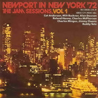 Album Cover of Newport in New York '72 - The Jam Sessions Vol. 1 (Repertoire CD)
