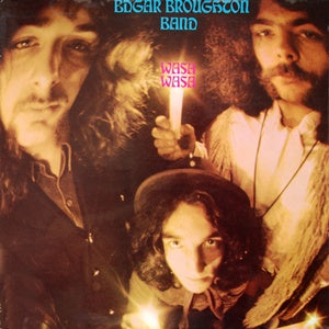 Album Cover of Edgar Broughton Band, The - Wasa Wasa (Vinyl Reissue)