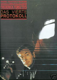 Album Cover of Schifrin, Lalo - Das Vierte Protokoll (Soundtrack LP)