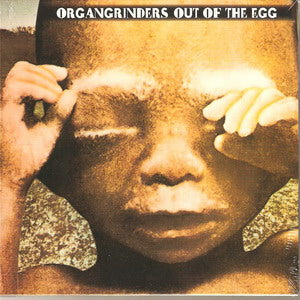 Album Cover of Organgrinders - Out Of The Egg  (Digipak)