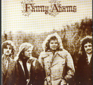Album Cover of Fanny Adams - Fanny Adams