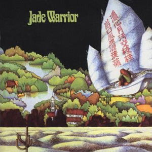 Album Cover of Jade Warrior - Jade Warrior