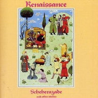 Album Cover of Renaissance - Scheherazade and Other Stories