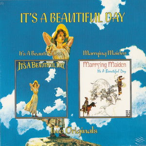 Album Cover of It's A Beautiful Day - It's A Beautiful Day & Marrying Maiden