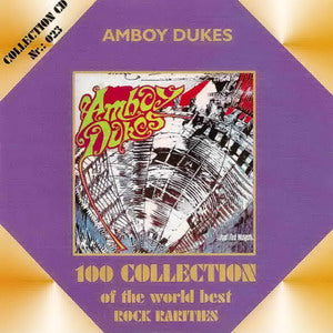Album Cover of Amboy Dukes - Amboy Dukes