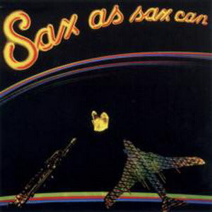 Album Cover of Kreuzeder & Herzinger - Sax as Sax Can (LP)