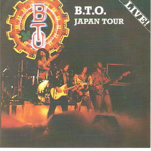 Album Cover of Bachman Turner Overdrive - Live in Japan + Bonus