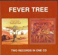 Album Cover of Fever Tree - For Sale & Creation (2on1 CD)