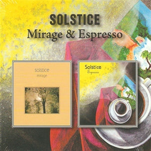 Album Cover of Solstice - Mirage & Espresso  (2 on 1 CD)
