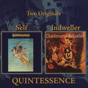 Album Cover of Quintessence - Self & Indweller