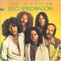 Album Cover of R.E.O. Speedwagon - Lost In A Dream