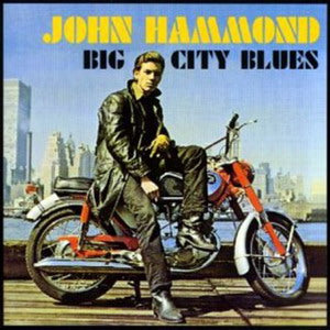 Album Cover of Hammond, John - Big City Blues