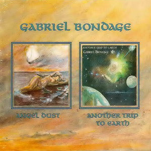 Album Cover of Gabriel Bondage - Angel Dust & Another Trip To Earth