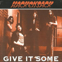 Album Cover of Hackensack - Give it some