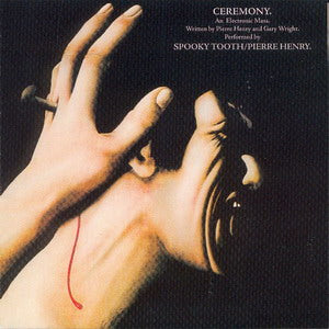 Album Cover of Spooky Tooth & Pierre Henry - Ceremony