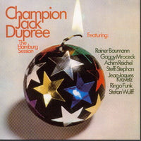 Album Cover of Champion Jack Dupree - The Hamburg Session