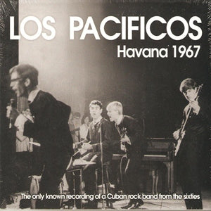 Album Cover of Pacificos, Los - Havana 1967