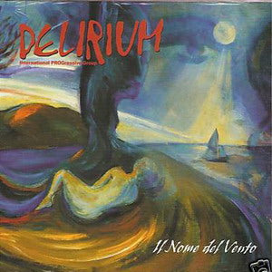 Album Cover of Delirium - Il Nome del Vento (LP)