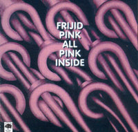 Album Cover of Frijid Pink - All pink inside
