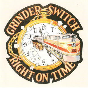 Album Cover of Grinder Switch - Right On Time