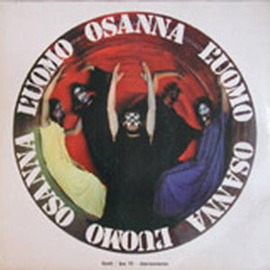 Album Cover of Osanna - L'Uomo (Vinyl Reissue)