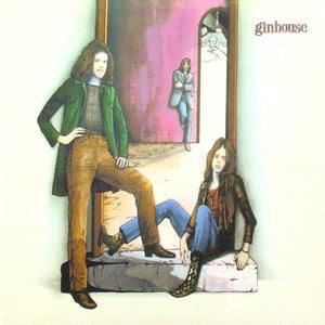 Album Cover of Ginhouse - Ginhouse