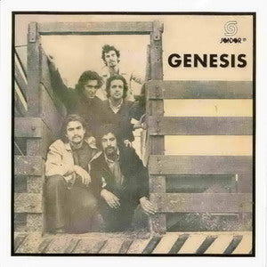 Album Cover of Genesis (Uruguay) - Genesis