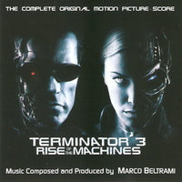 Album Cover of Beltrami, Marco - Terminator 3 - Rise of the Machines