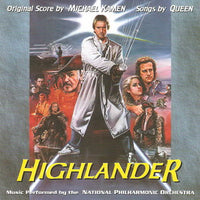 Album Cover of Kamen, Michael & Queen - Highlander  (Expanded 25th Anniversary Edition)
