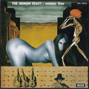 Album Cover of Human Beast, The - Volume One  (Vinyl Reissue)
