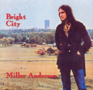 Album Cover of Anderson, Miller - Bright City