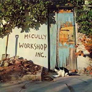 Album Cover of McCully Workshop Inc. - McCully Workshop Inc.  (Vinyl Re-issue)