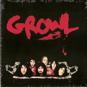 Album Cover of Growl - Growl