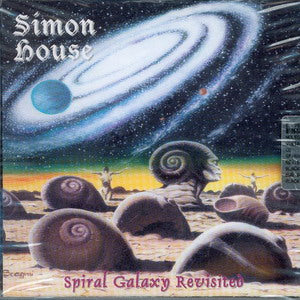 Album Cover of House, Simon - Spiral Galaxy Revisited
