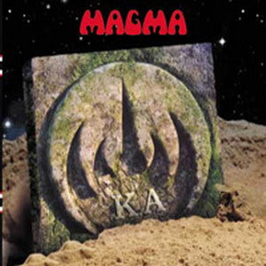 Album Cover of Magma - K.A.