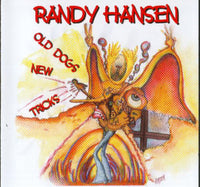 Album Cover of Hansen , Randy - Old Dogs New Tricks