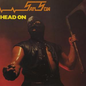 Album Cover of Samson - Head On  (Coloured Vinyl Reissue)