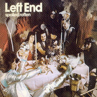 Album Cover of Left End - Spoiled Rotten