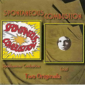 Album Cover of Spontaneous Combustion - Spontaneous Combustion & Triad  (2 on 1 CD)