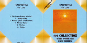 Album Cover of Harmonia - De Luxe