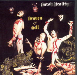 Album Cover of Harsh Reality - Heaven & Hell